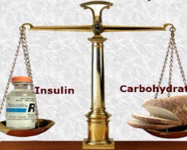 حساب جرعة الانسولين