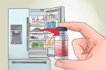 كيفية تخزين وحفظ الانسولين