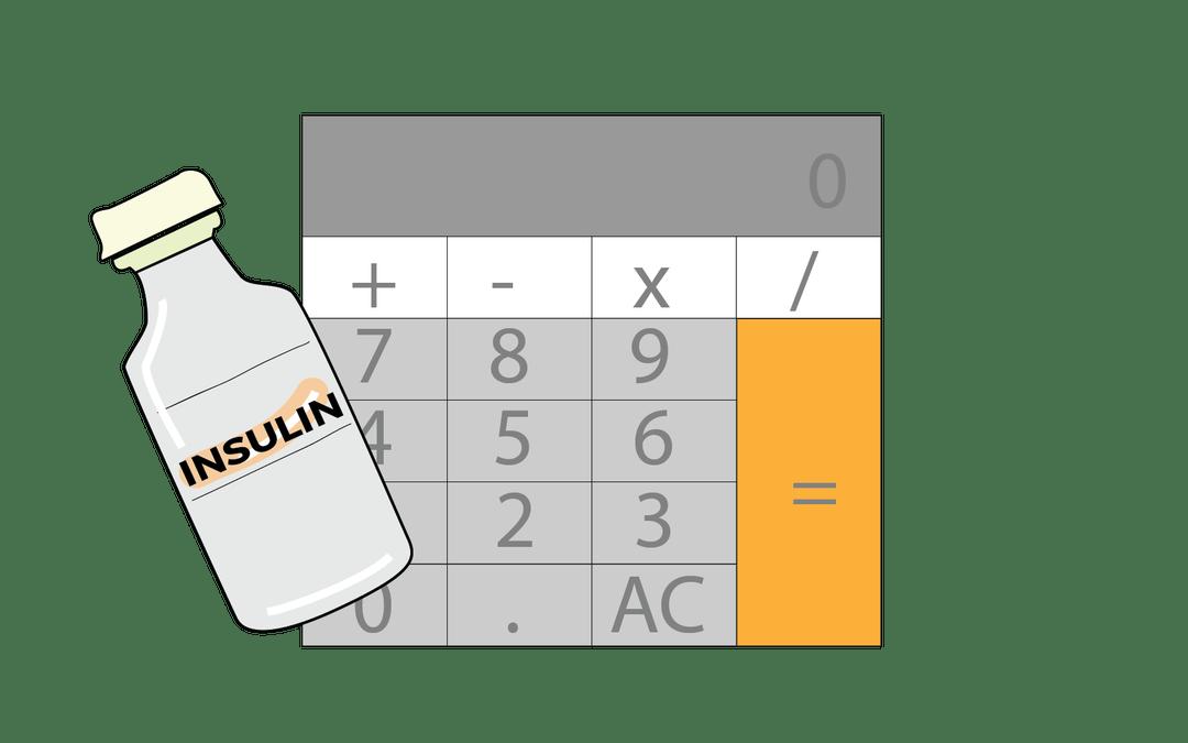 حاسبة جرعة الانسولين اونلاين حساب