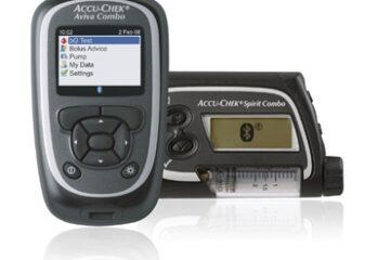 Roche Accu-Chek Spirit مضخة الانسولين روش أكيوتشيك سبيريت