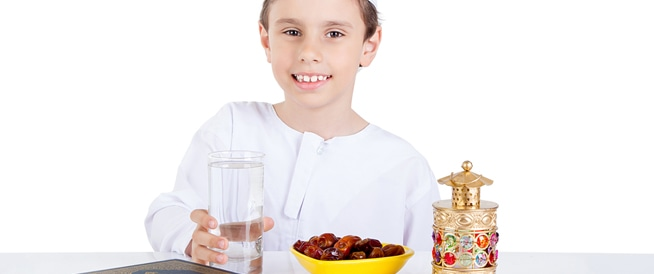 صيام رمضان لمرضى السكري الاطفال