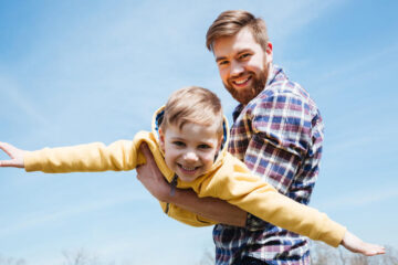 دور الوالدين مع الطفل السكري